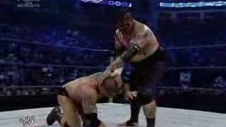 Batista vs Umaga-27/6/08