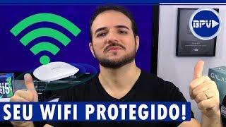 Como Descobrir e BLOQUEAR INVASORES na sua Rede WiFi