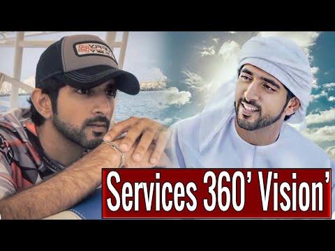 Sheikh Hamdan Bin Mohammed Launches 'Services 360' Vision.