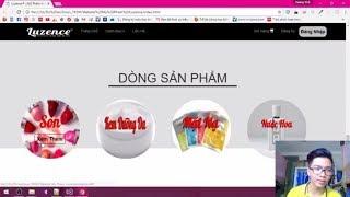 [Bài 12 - Website Bán Hàng] Hướng dẫn Thiết kế giao diện website đẹp bằng HTML5 và CSS3