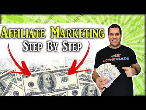 How To Start Affiliate Marketing Step By Step: For Beginners thumbnail