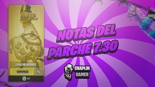 "RAYO ""X"" IN BOTIN CALL - PARCHE 7.30 / FORTNITE SAVE THE WORLD"