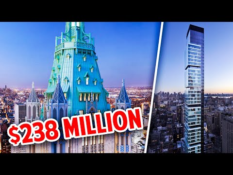 Top 9 Most Expensive Houses in New York City