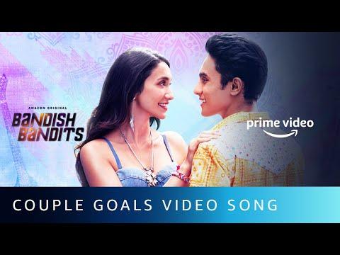 Couple Goals Video Song | Bandish Bandits | Armaan Malik, Jonita Gandhi | Shankar Ehsaan Loy