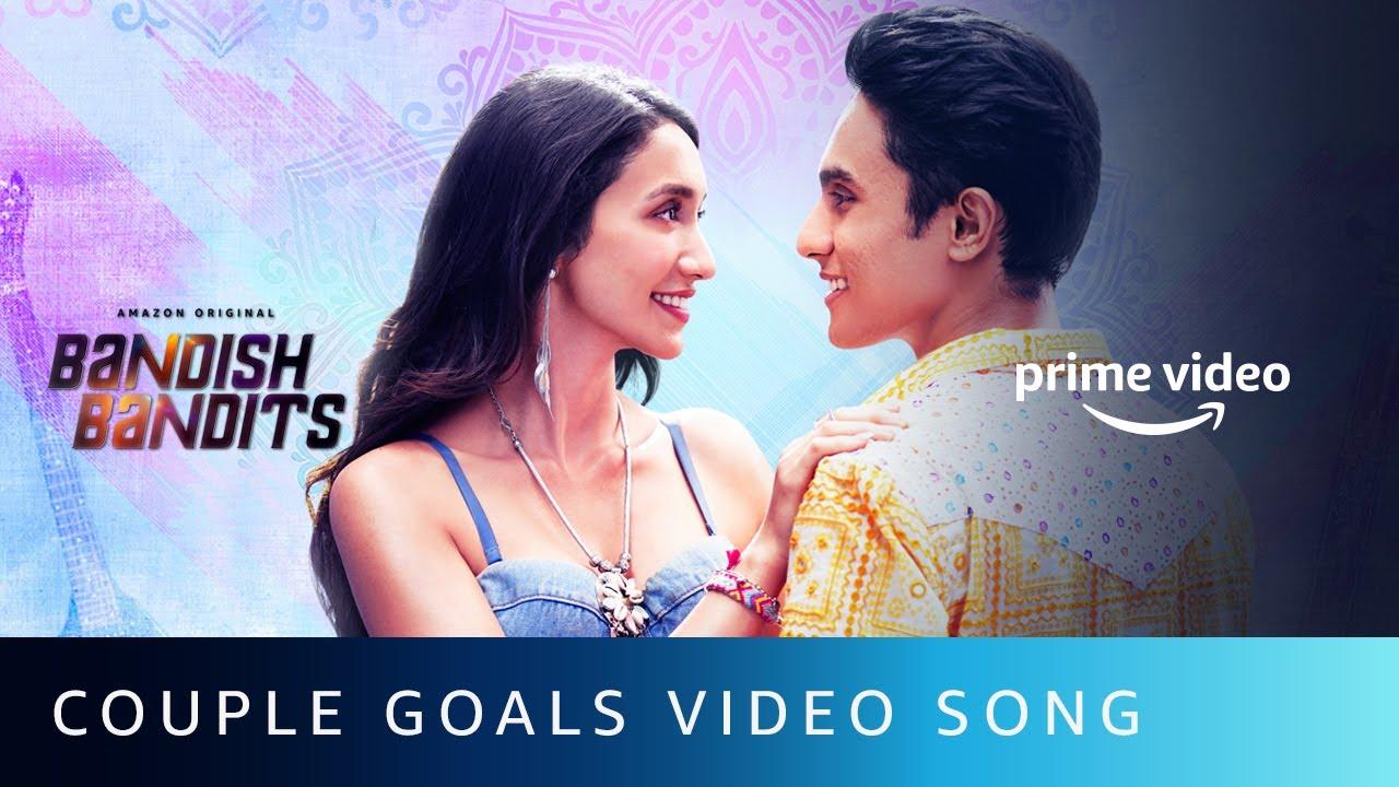 Couple Goals Lyrics -  Bandish Bandits|Armaan Malik, Jonita Gandhi|Selflyrics