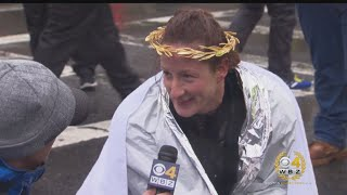 'I Just Had To Come Back:' Tatyana McFadden Wins Boston Marathon Year After Frustrating Race
