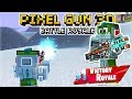 GOING FOR RECORD 25 KILLS BATTLE ROYALE VICTORY & SUPER CHEST OPENING! | Pixel Gun 3D