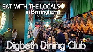 Eating with LOCALS IN BIRMINGHAM | Digbeth Dining Club | Bitesize Britain