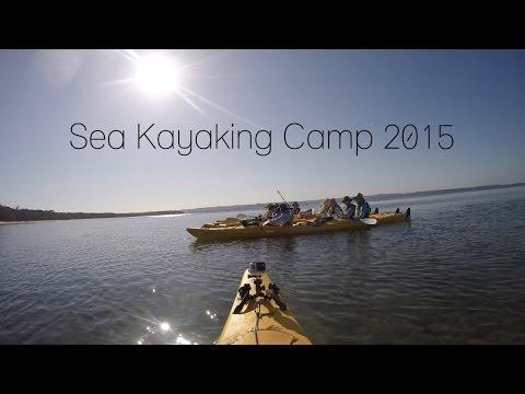 GoPro - Sea Kayaking Camp In Moreton Bay 2015