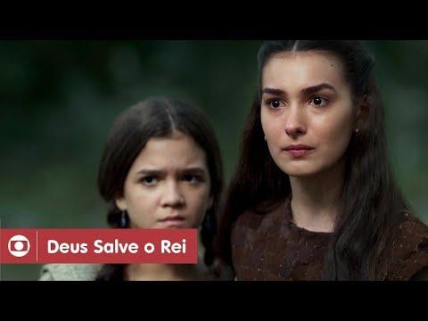 Deus Salve O Rei: capítulo 95 da novela, sábado, 28 de abril, na Globo
