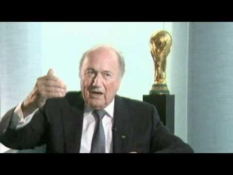 Sepp Blatter digs a big hole!