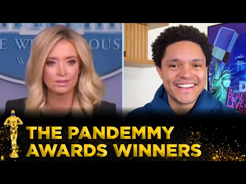 The Pandemmy Awards Winners | The Daily Social Distancing Show
