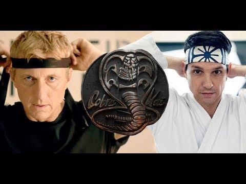 Cobra Kai: La Historia en 1 Video