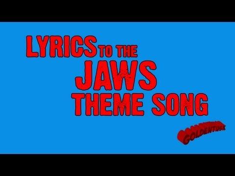 Goldentusk's Jaws Theme Song Lyrics