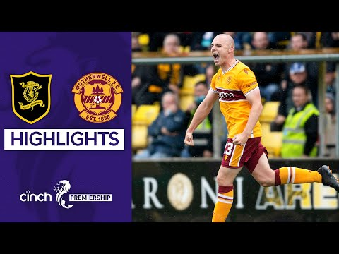 Livingston Motherwell Goals And Highlights