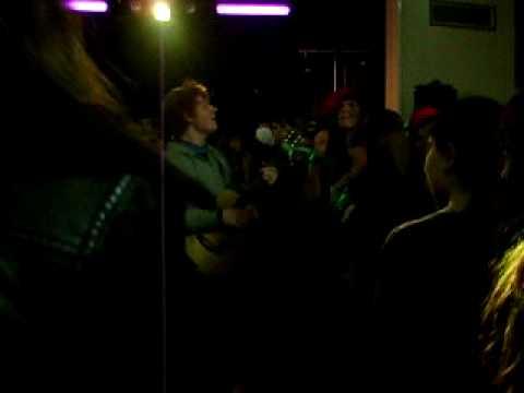 Ed Sheeran at TMHS charity concert