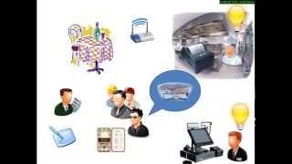 حلول و تطبيقات في فن إدارة المطاعم