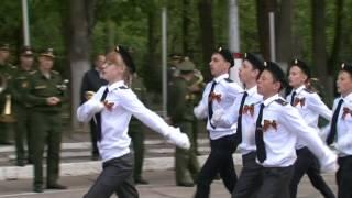 Военно спортивная игра Зарница среди школ района