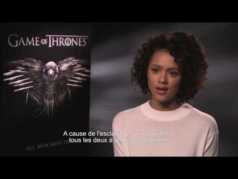 Game of thrones   MISSANDEI Nathalie Emmanuel   Interview CinéFilou