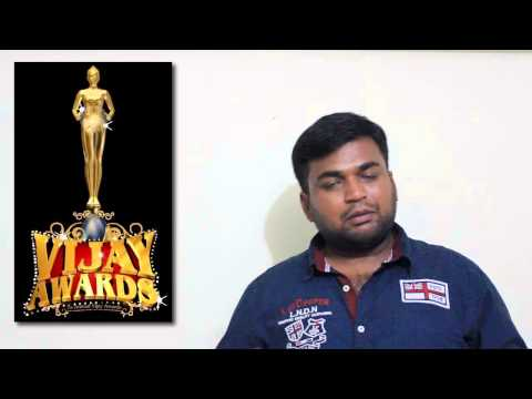 vijay awards 2014 - my take