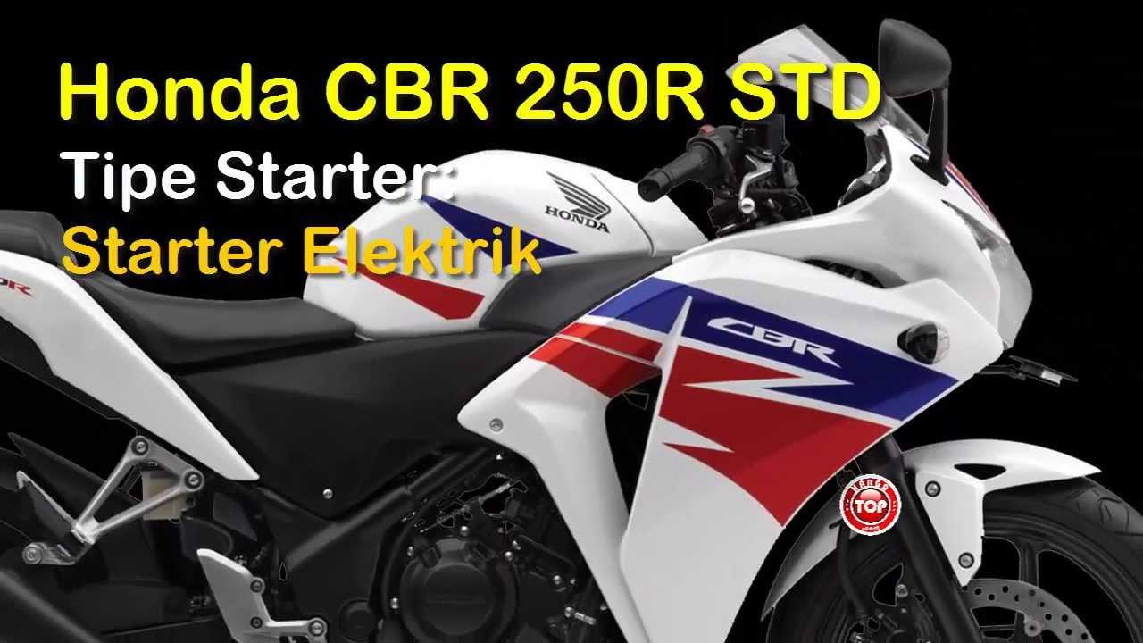 Honda Cbr 250r Motor Sport 250cc Harga N Spek Youtube