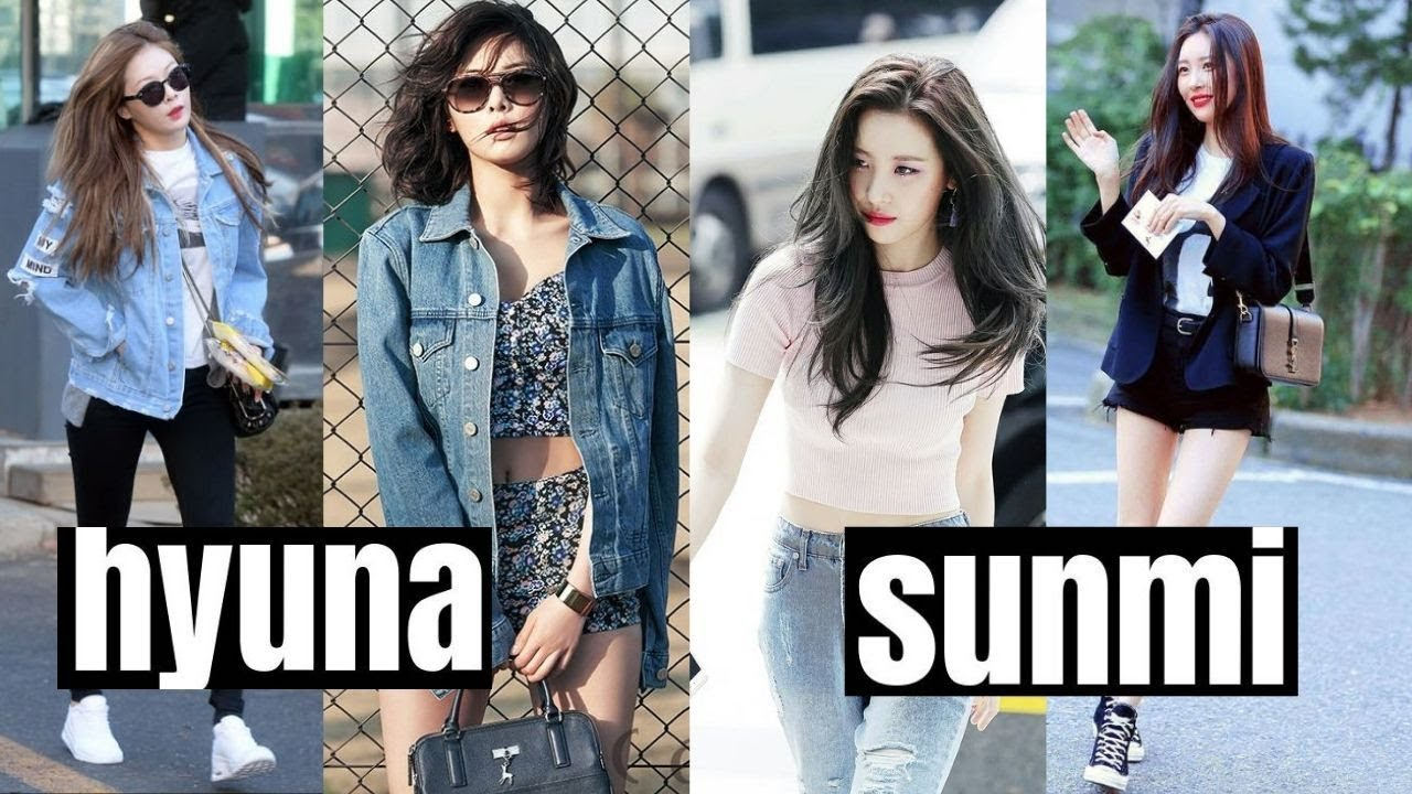 [fashion airport] HYUNA. SUNMI. - YouTubeHyuna 2019 Songs