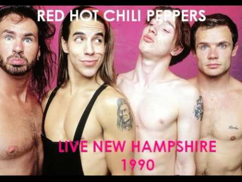 Red Hot Chili Peppers live New Hampshire 1990-05-06