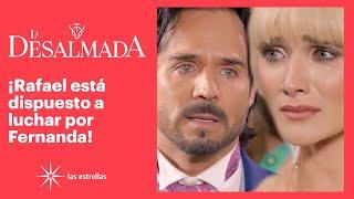 La Desalmada: ¡Rafael rechaza casarse con Isabela! | C- 20 3/3