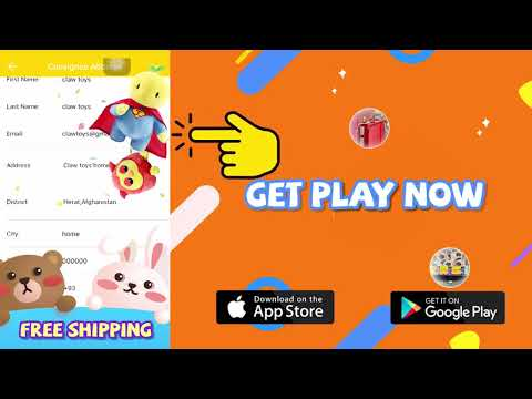 Claw Toys- 1st Real Claw Machine Game - Apps on Google Play