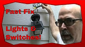 Single Pole Light Switch Wiring Video - YouTube on