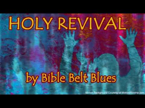 HOLY REVIVAL - Gospel Blues