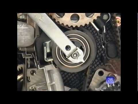 how to do a timing belt on your 98 05 jetta 2 0 part 1 doovi Aaz Engine TDI Ahu TDI Swap Wiring
