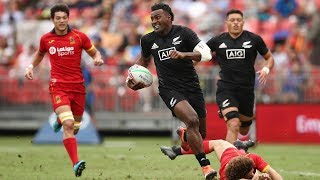 REACTION: All Blacks Sevens unbeaten on Day One