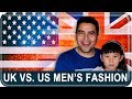 British vs. American Men's Fashion