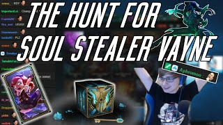 C9 Sneaky | The Hunt for Soulstealer Vayne (& Hextech Annie)