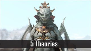 Skyrim: Another 5 Spooky Theories Crazy Enough to be True - The Elder Scrolls 5 Lore