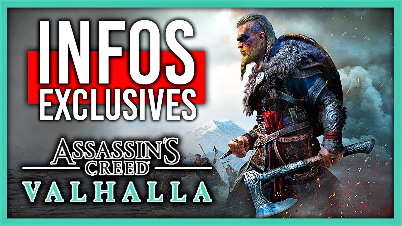 Now Ubisoft Is Saying That Assassin S Creed Valhalla Has A Bigger