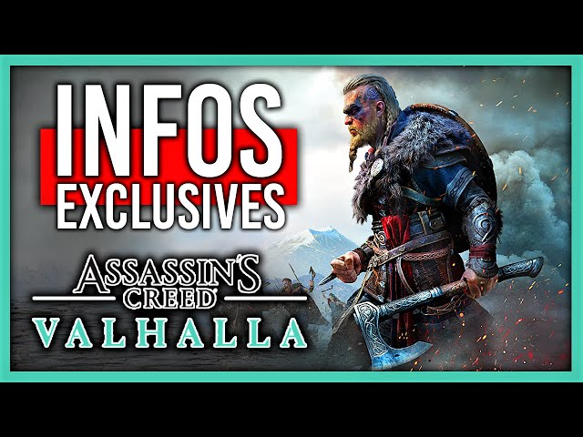 Get Ready To Grind Assassin S Creed Valhalla Just Like Bloated