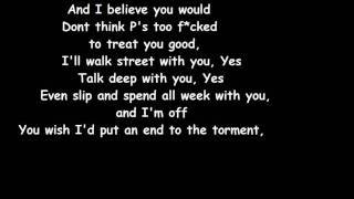 Professor Green ft Lily Allen Just Be Good To Green Lyrics