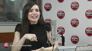 Sofía Carson - Entrevista en Radio Disney Latinoamérica (parte 1)