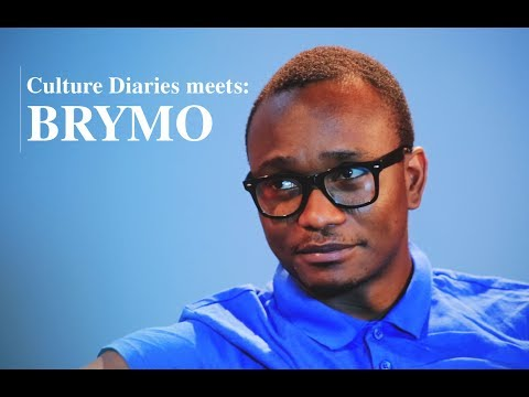 Culture Diaries meets  Nigerian Singer/Songwriter Brymo
