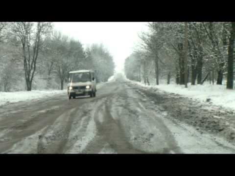 Road to hell - Lviv-Lutsk