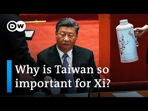 China's President Xi Jinping vows 'reunification' with Taiwan | DW News