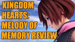 Kingdom Hearts: Melody of Memory Review - The Final Verdict (Video Game Video Review)