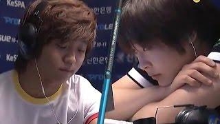 박준오 vs 이경민 보는 사람들을 즐겁게 하는 개그경기 (Killer vs Horang2)
