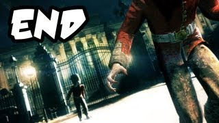 ZombiU ENDING Gameplay Walkthrough Part 28 - SO EPIC!! - Wii U Gameplay