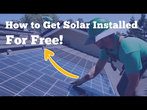 Solar Panel Installation Las Vegas | Get $0 Down Solar Panel Install