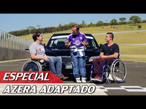 VOLTA RÁPIDA HYUNDAI AZERA ADAPTADO – TELETON ESPECIAL # 94 | ACELERADOS
