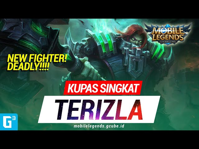 FIGHTER PENARIK ASMARA - TERIZLA KUPAS SINGKAT | MOBILE LEGENDS