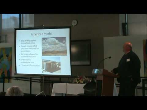2011 GWC Peace Conference Speaker John Bock
